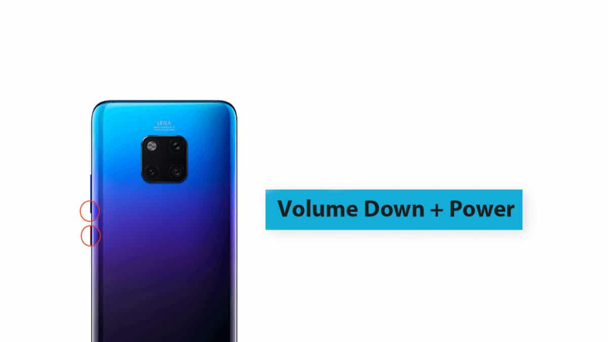 How To Enter into Huawei Mate 20 Pro Bootloader/Fastboot Mode