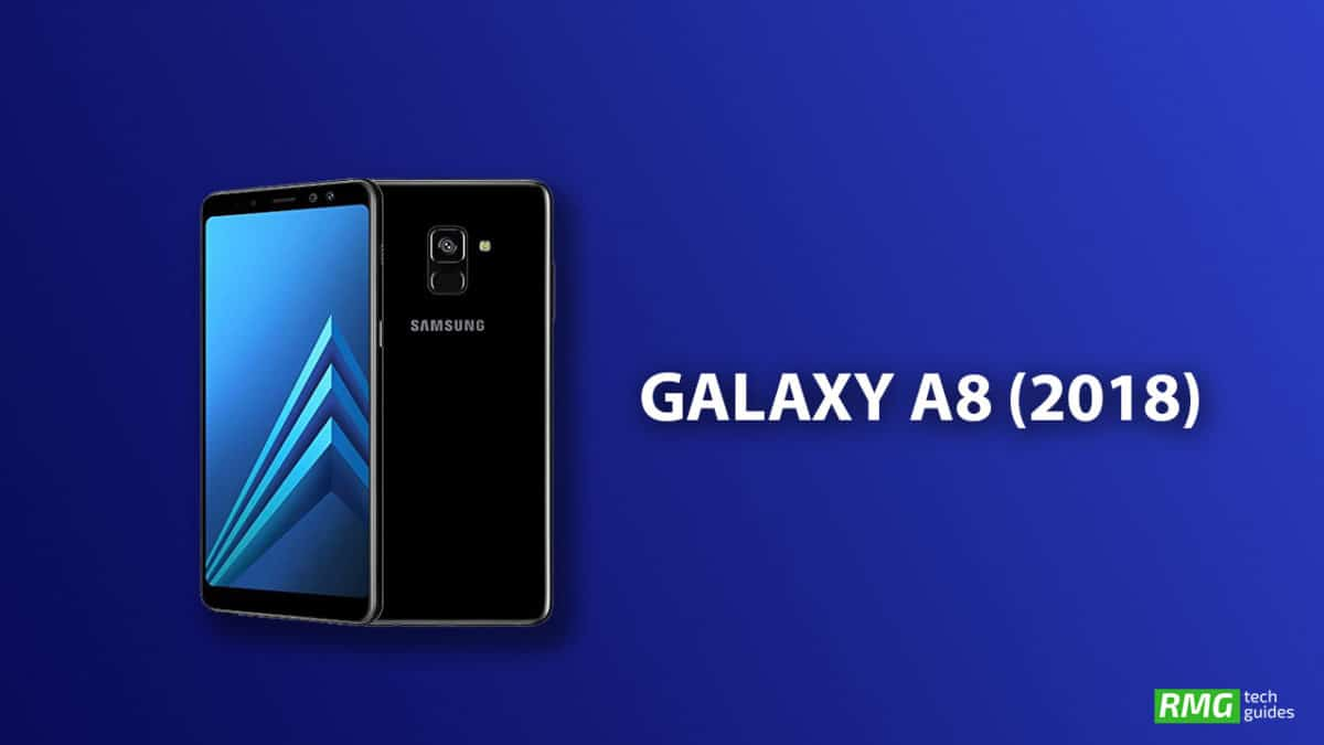Change Samsung Galaxy A8 2018 Default language