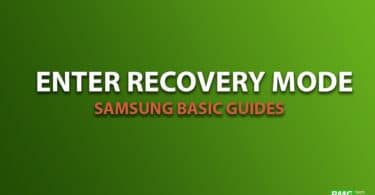 Enter Samsung Galaxy On6 Into Recovery Mode
