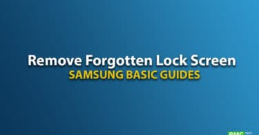 Remove Galaxy On6 Forgotten Lock Screen Pattern, Pin, Password, and Fingerprint