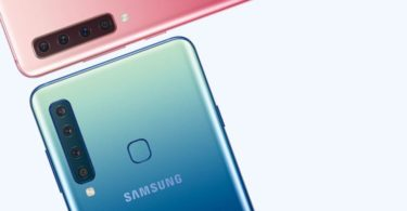 Reset Samsung Galaxy A9s Network Settings