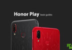Enter into Honor Play Bootloader/Fastboot Mode