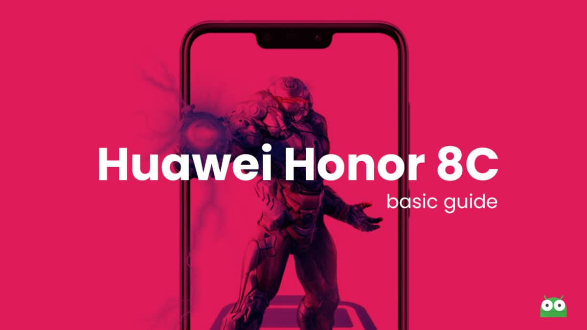 How To Check OTA Software Update On Huawei Honor 8C