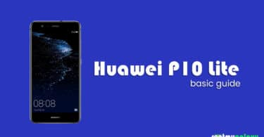 Enter Into Recovery Mode On Huawei P10 Lite