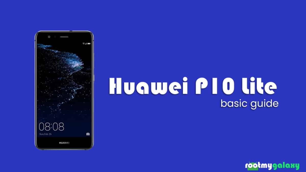 How To Enter into Huawei P10 Lite Bootloader/Fastboot Mode