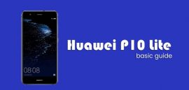 Enable Developer Option and USB Debugging On Huawei P10 Lite