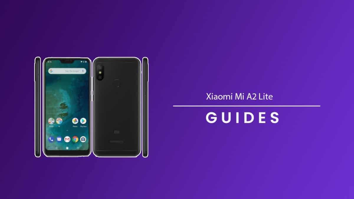 How To Enter Recovery Mode On Xiaomi MI A2 Lite