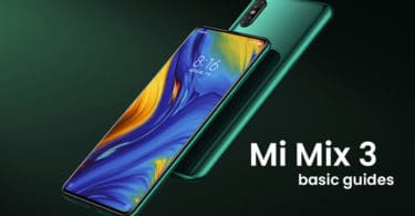 Enable OEM Unlock on Xiaomi Mi Mix 3
