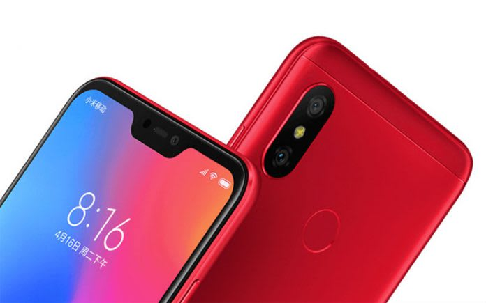 Download and Install Redmi 6 Pro MIUI 10 0 1 0 Global Stable ROM