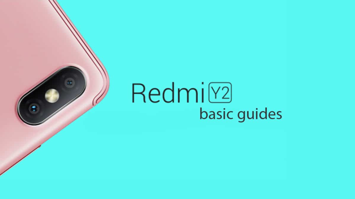 🐱 👤 How To Unlock Bootloader On Xiaomi Redmi Y2 (Guide With Images)
