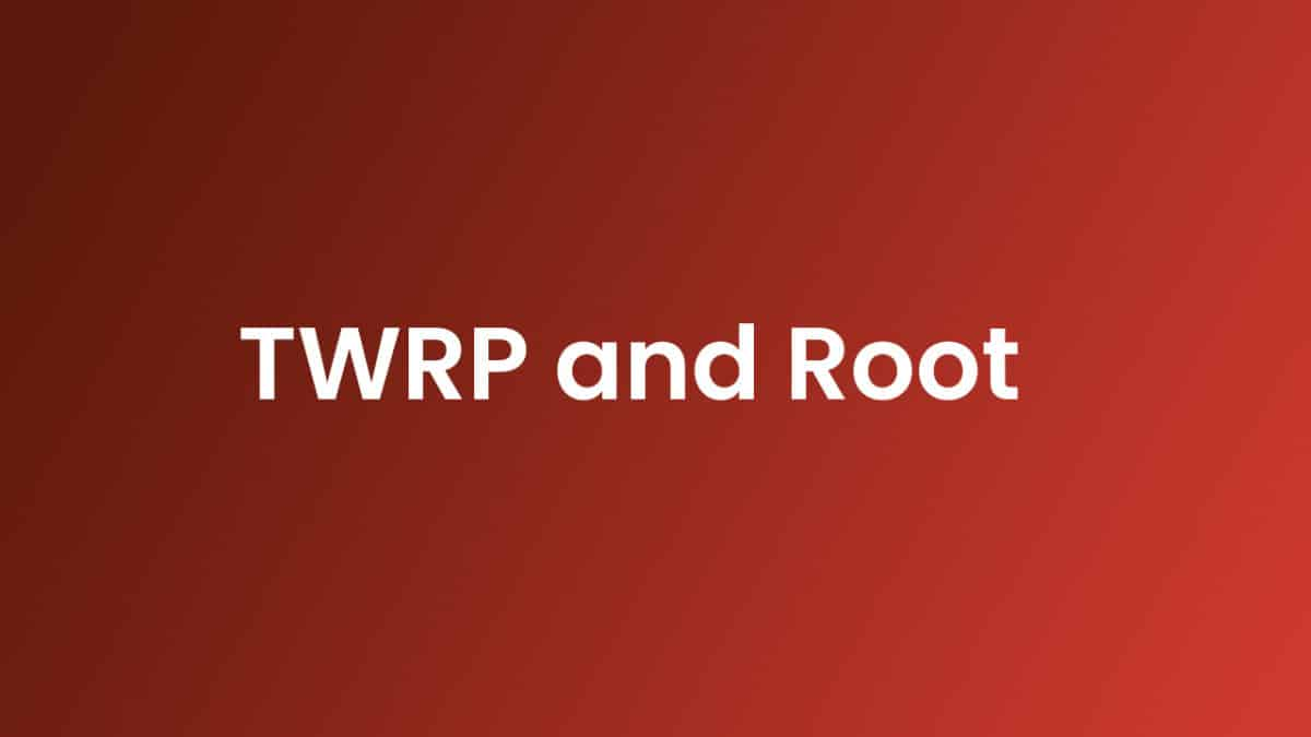 Root ZTE Blade A330 and Install TWRP Recovery