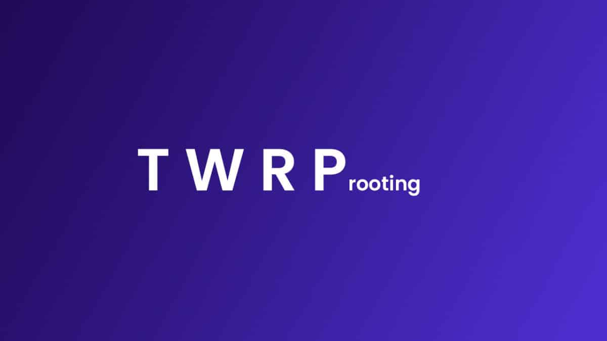 Root Vestel Venus V3 5570 and Install TWRP Recovery
