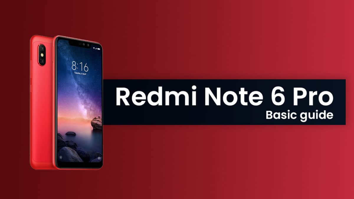 Common Xiaomi Redmi Note 6 Pro Issues and Fixes – Battery, Performance, Wi-Fi, Bluetooth, Camera and More