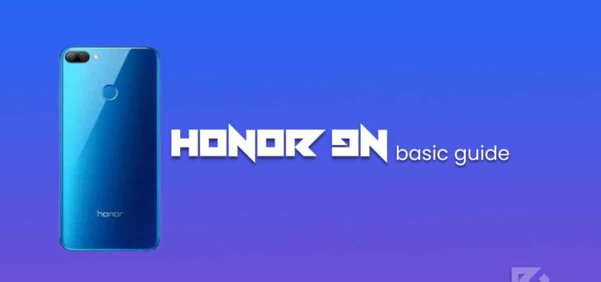 Hard reset/ Factory reset Huawei Honor 9N