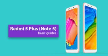 Find Xiaomi Redmi Note 5 (Redmi 5 Plus) IMEI Serial Number