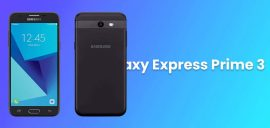 Safe Mode On AT&T Galaxy Express Prime 3