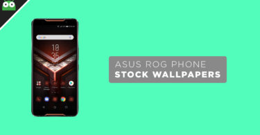 Download Asus ROG Phone Stock Wallpapers (Default Wallpapers)