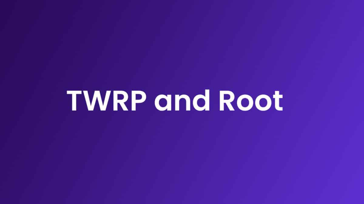 Root Highscreen Razar and Install TWRP Recovery