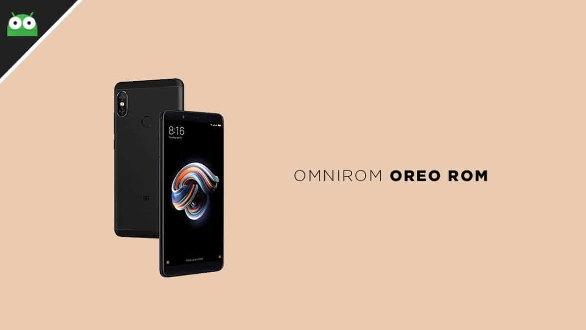 Download/Install Android 8 1 Oreo On Xiaomi Redmi Note 5