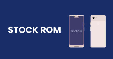 Install Stock ROM on MyPhone MY807