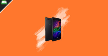 Update Razer Phone To Resurrection Remix Oreo (Android 8.1 GSI)