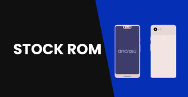 Install Stock ROM on MyPhone MyA11