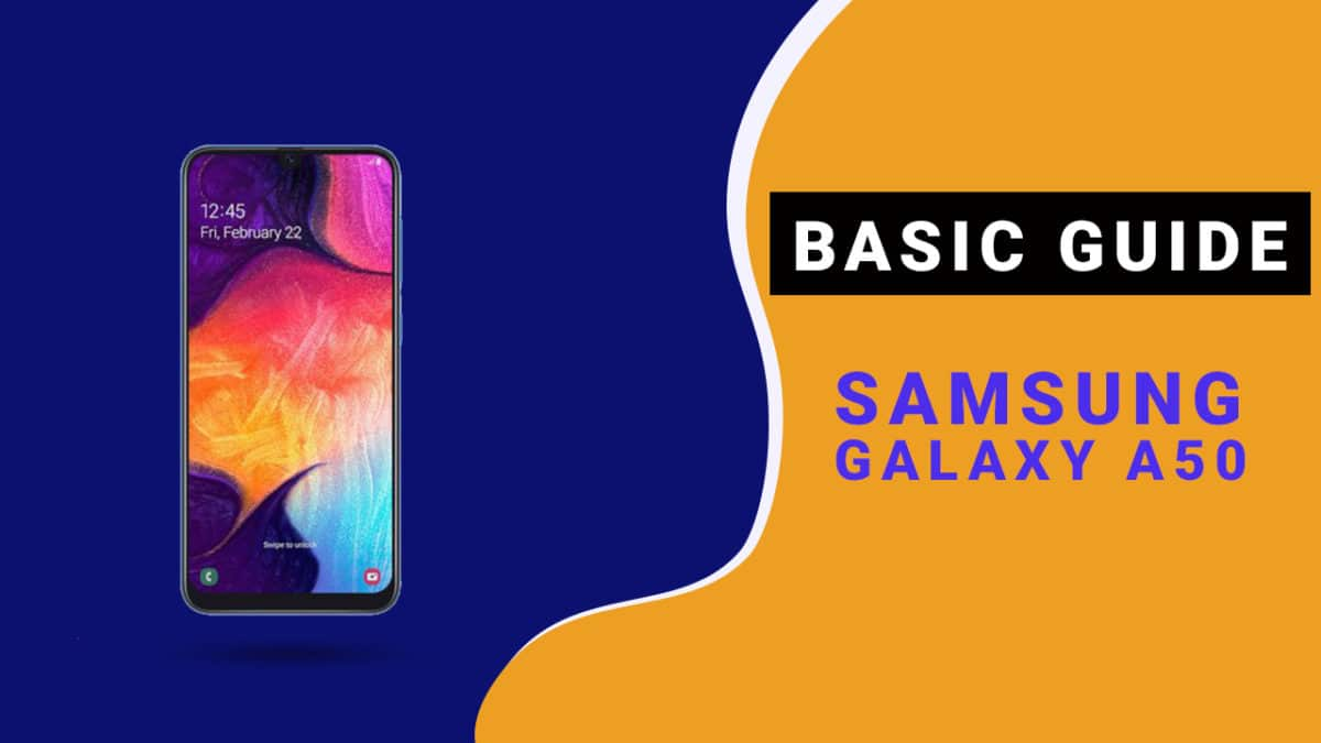 How To Unlock Samsung Galaxy A50 Bootloader