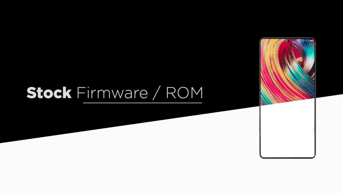 Install Stock ROM on CloudFone Thrill Power