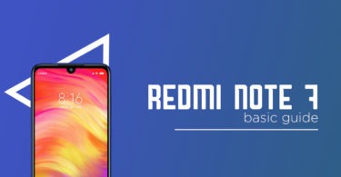 Reset Redmi Note 7 Network Settings