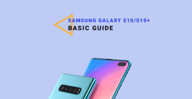 Fix Black screen Problem on Galaxy S10/S10 Plus