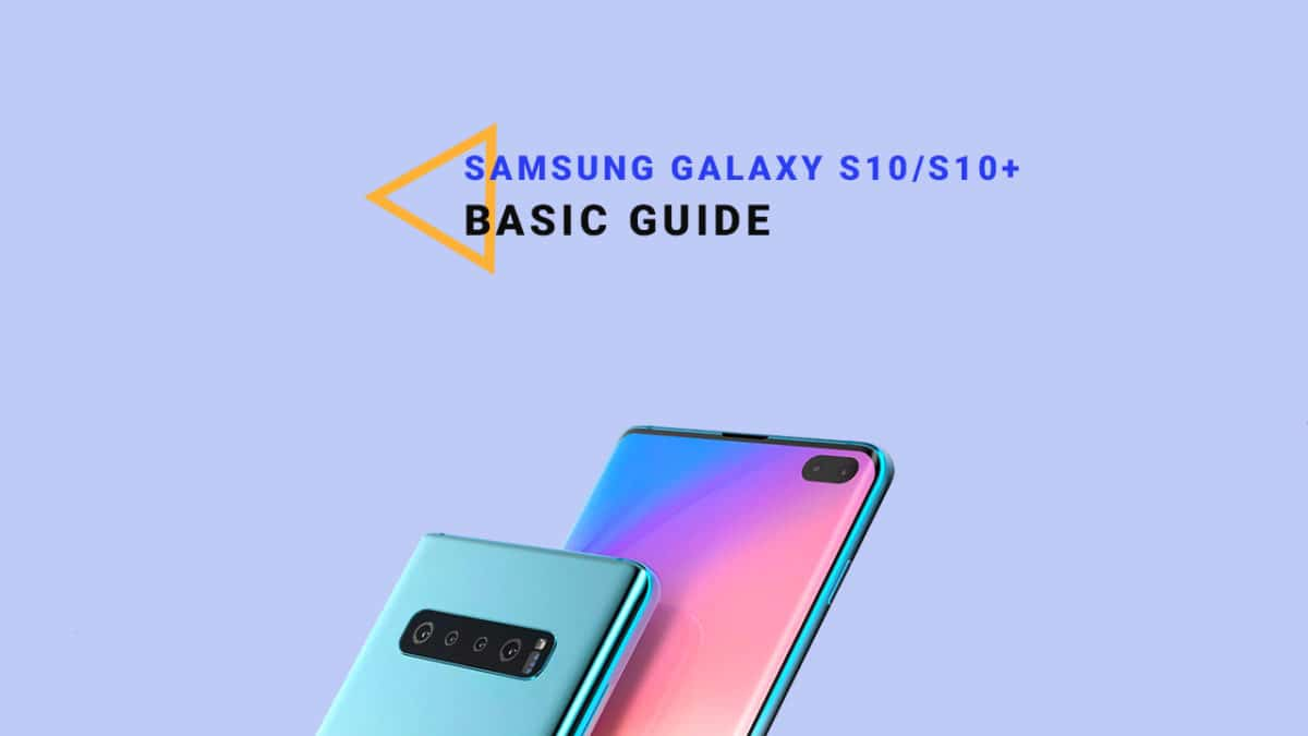How To Unlock Samsung Galaxy S10/S10 Plus Bootloader