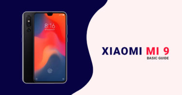 Reset Xiaomi Mi 9 Network Settings