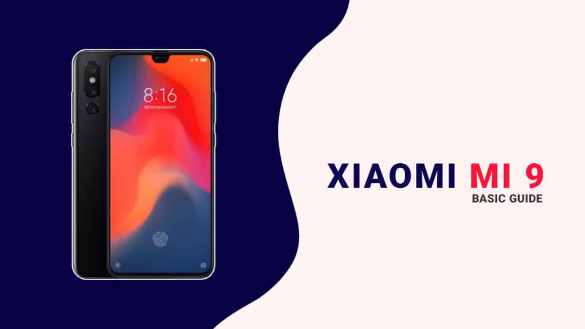 How To Enter Into Xiaomi Mi 9 Bootloader/Fastboot Mode