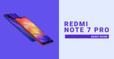 Clear Redmi Note 7 Pro App Data and Cache