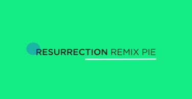 Update OnePlus 5 To Resurrection Remix Pie (Android 9.0 / RR 7.0)