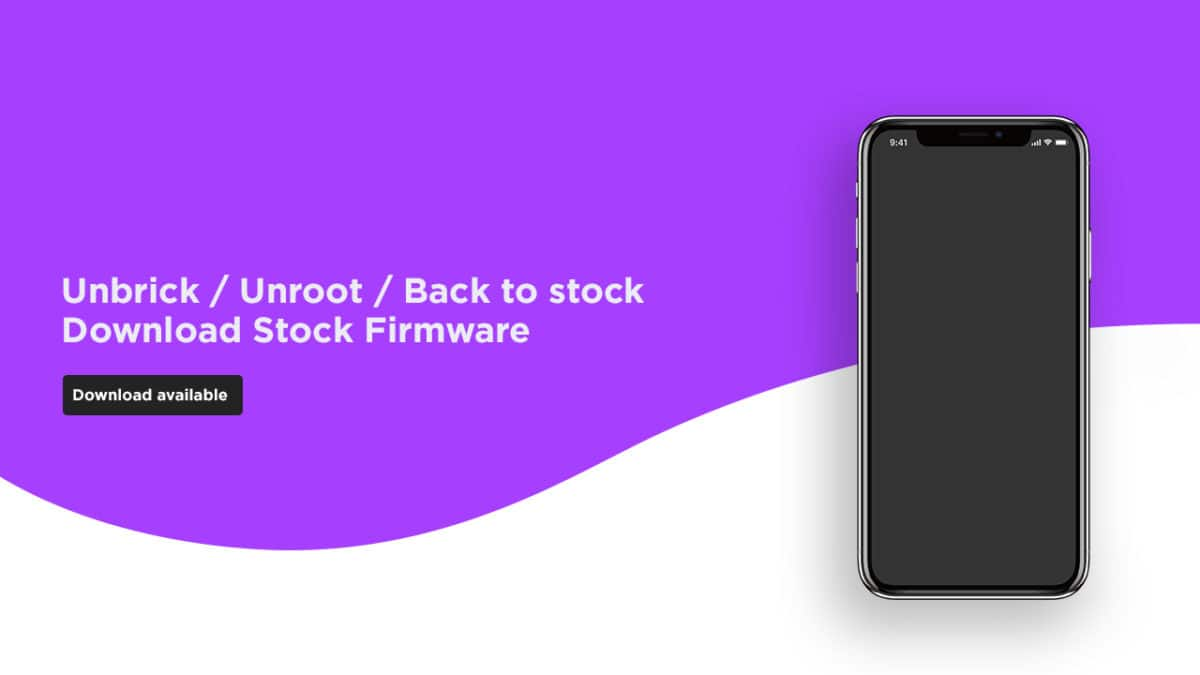 How To Install Stock ROM on Gomax Infinite H2 (Firmware