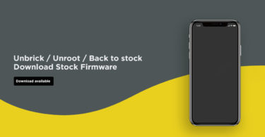 Install Stock ROM on S-Color T10 (Firmware/Unbrick/Unroot)
