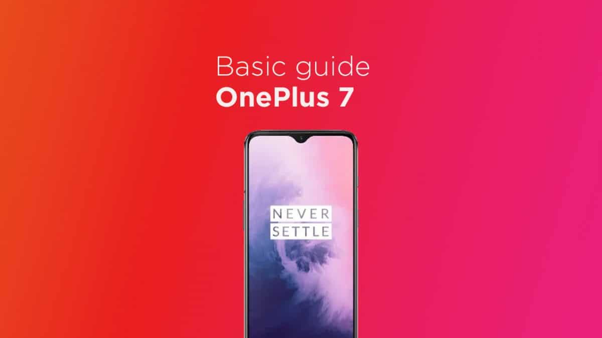 Find OnePlus 7 IMEI Serial Number