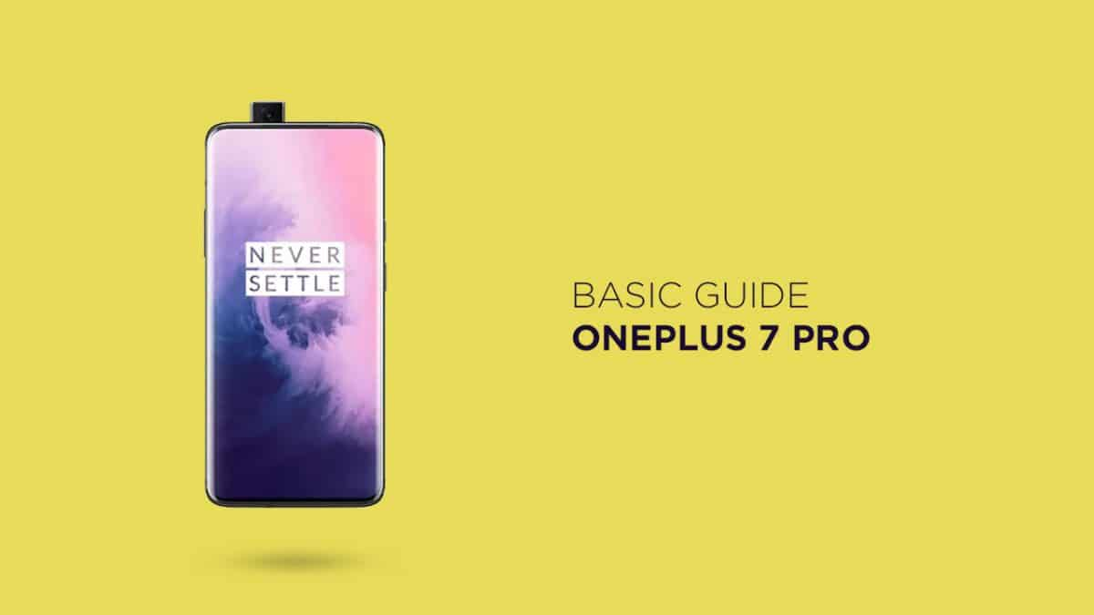 Remove OnePlus 7 Pro Forgotten Lock Screen Pattern