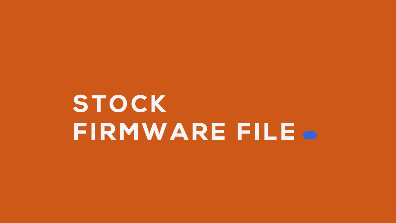 Install Stock ROM on Alcatel Pixi 4 (5) (5045A/5045D) (Firmware File)