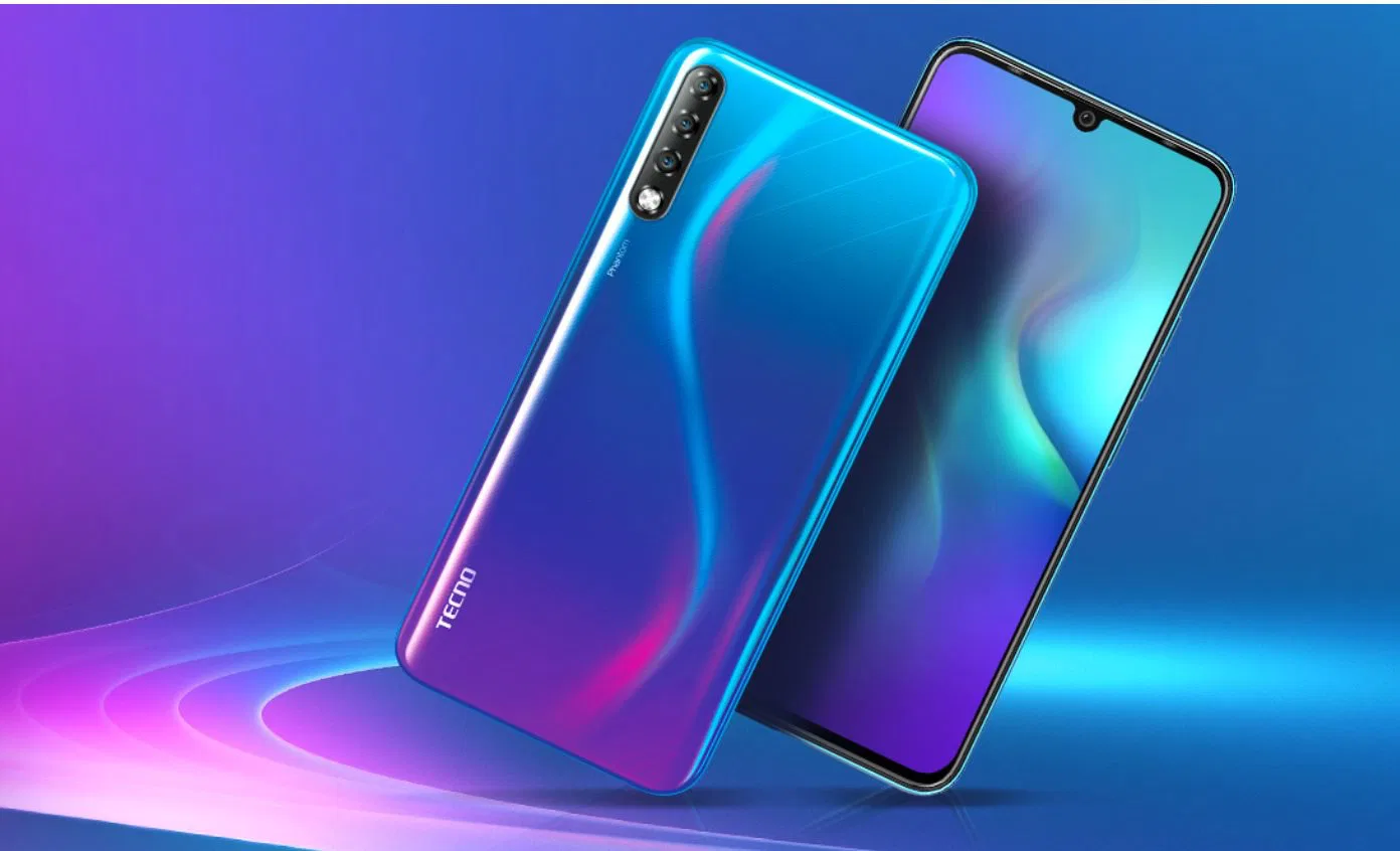 Tecno Phantom 9 launched with Android Pie, AMOLED Display