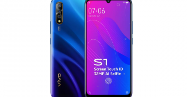 Vivo S1 Global Variant launched with Helio P65, and more, Specifications and Price