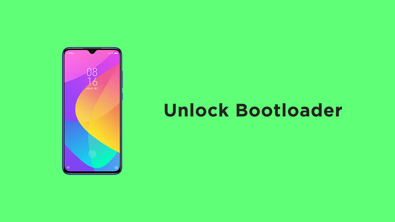 How To Unlock Bootloader On Xiaomi Mi CC9E (Easiest Way)