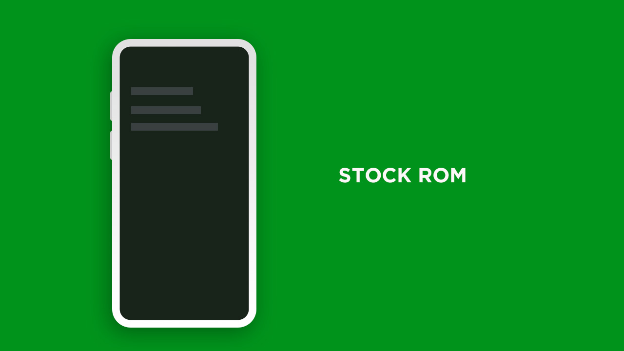 Install Stock ROM On Nomu S20 (Firmware/Unbrick/Unroot)
