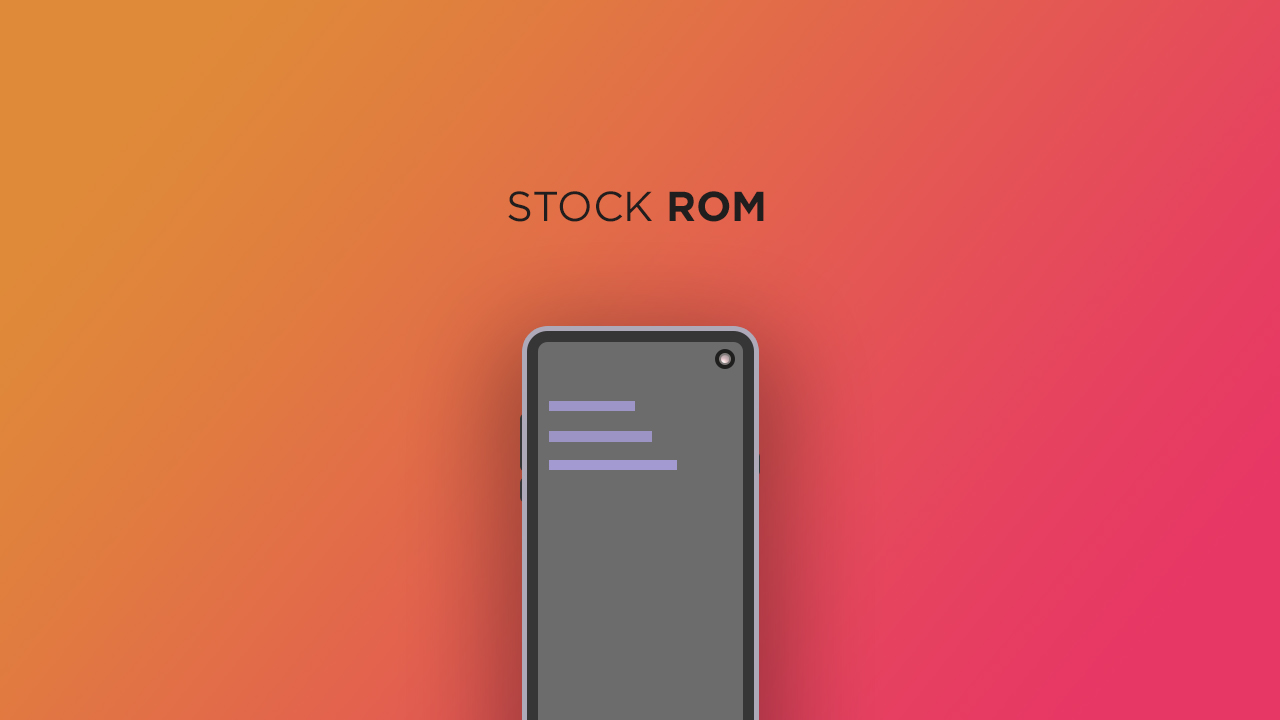 Install Stock ROM On Bravis NB851 (Unbrick/Update/Unroot)